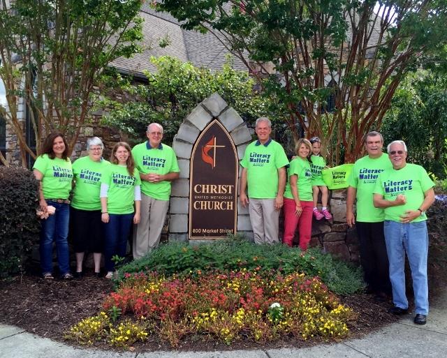 Christ United Methodist Church staff