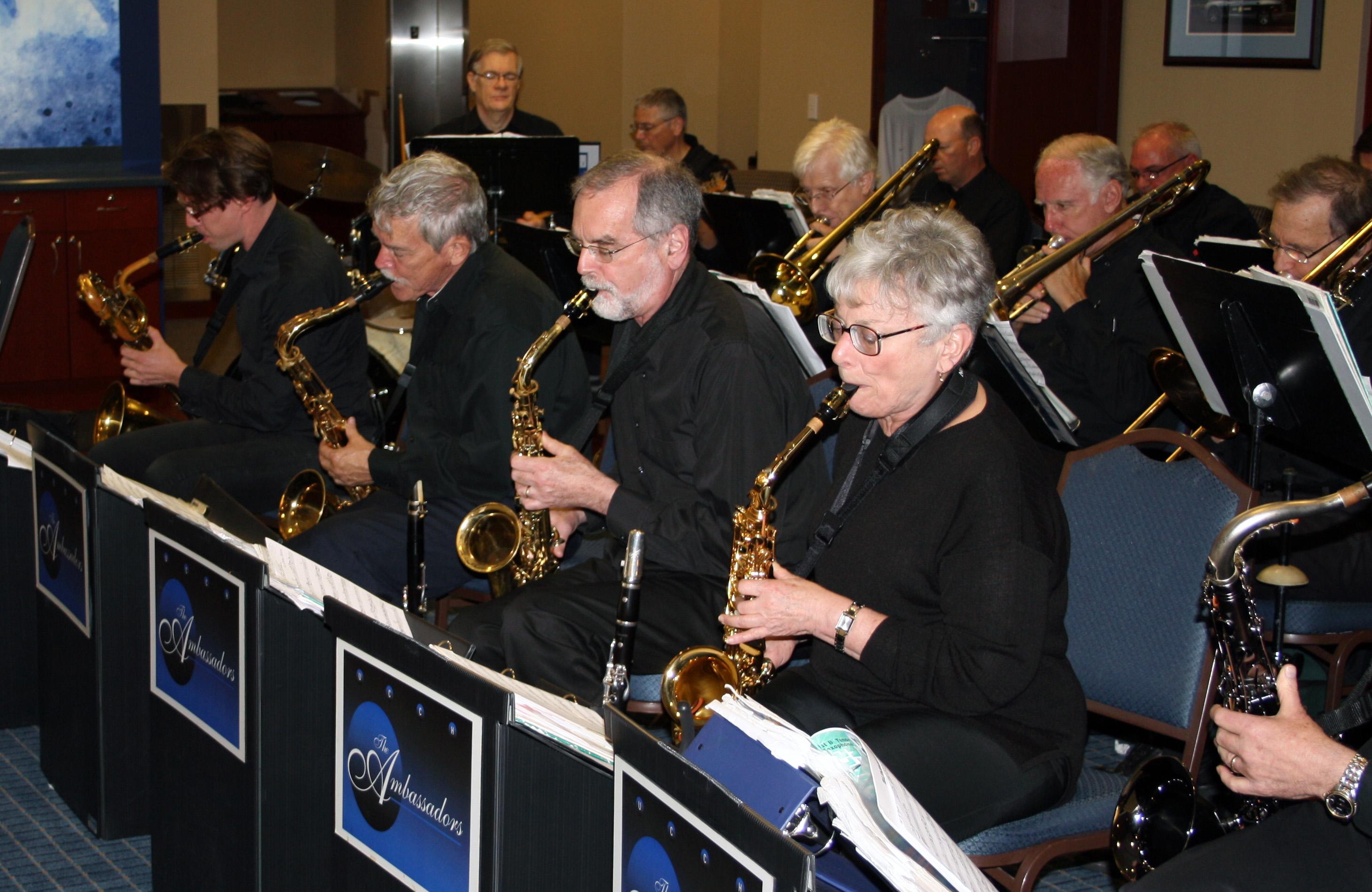 The Ambassadors Big Band